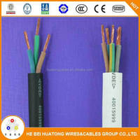 High efficiency H05RRN-F H07RN-F cable manufacturer sale low voltage General Rubber Flexible Cable with CE standard