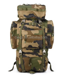 factory supply Wholesale High Quality Military Camouflage Backpack