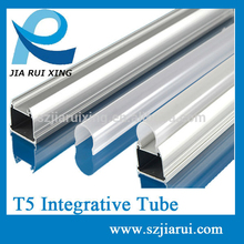 Aluminum Housing/shade/shell /parts ce rohs g13 base 20w t5 integrate led tube light for JL-A-80