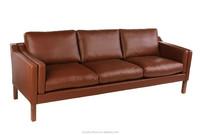 Borge Morgensen leather sofa