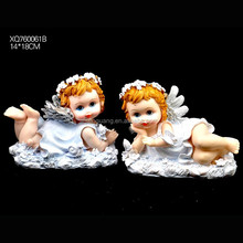 religious angel , polyresin angel . elegant angel decoration