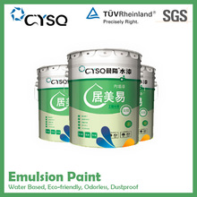 water base cheap house concrete spray acrylic resin coating , acrylic acid paint
