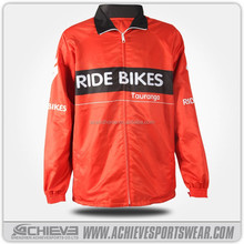 Dye sub printed racing wear motocross shirts sublimation motorcycle jacket