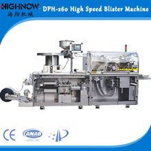 2015 China New Good Quality Cheap Price High Speed Capsule Pills Tablets Roller Plate Blister Sealing Forming Packaging Machine