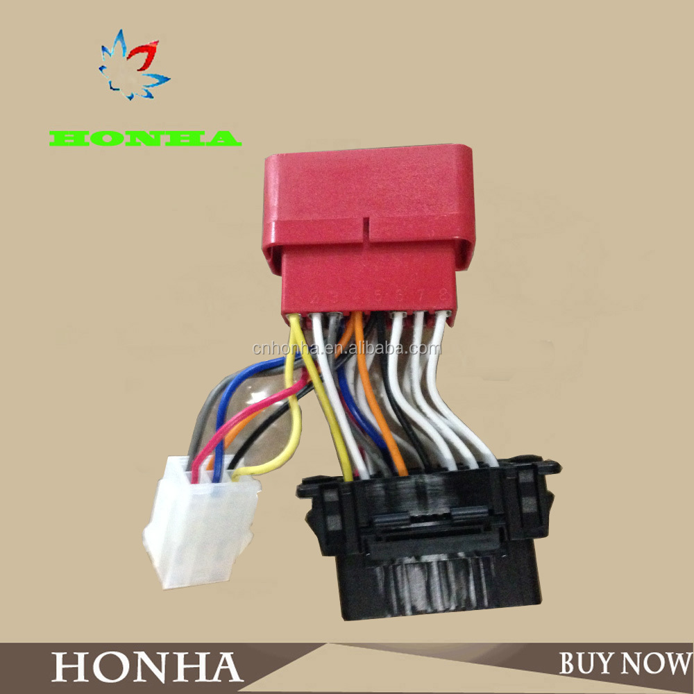 Auto Molex 2 Pin Male And Female Connector High Quality Wire Medical Harness Img 6075