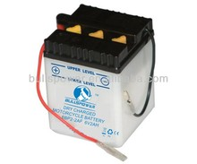 dry charge 6v 2ah gel deep cycle motorcycle battery