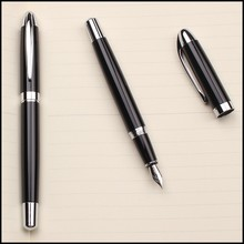 high level branded name customized metal fountain pen for USA market