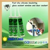 Fast dry silicone insulating glass sealant window and door sealant