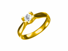 solitaire diamond engagement ring 3d jewelry cad models