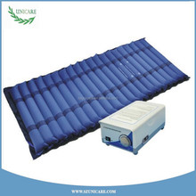 Excellent design for home and hospital use tube medical air massager mattress inflatable air cushion