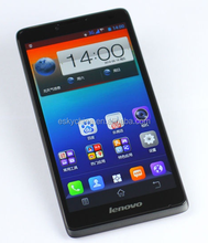 Hot products 1GB RAM Android 4.2 6.0 Inch MTK Quad Core 1.3GHz cell phone lenovo A889 brand new cellphone