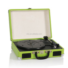 New Vinyl Turntable Record Player with MP3 turntable player