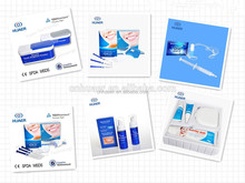ali express home teeth cleaning kit with private label and logo
