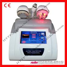 2015 professional portable home use liposuction ultrasound Cavitation RF Slimming machine for sale