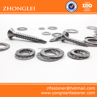 DIN25201 Stainless steel Nord lock washer
