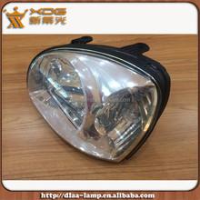 Good Quality Latest One Pair headlamp head light compatible with Hyundai SANTA FE 04