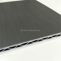 Modern top quality aluminium cladding weight