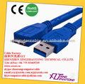 1.5m 5ft 3.0 usb cable micro usb para disco duro externo