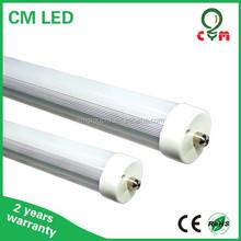 CE Rosh China 2014 retrofit T8 led tube 1200mm 18w t8 led red tube xxx tube8 t8 led tube