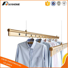 2016 ceiling mounted clothes drying racks lifting aluminium clothes drying rack
