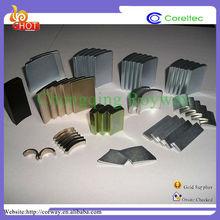 N32-N52(M,H,Sh,Uh,Eh) Super Strong Rubber Coated Pot Magnet Supplier