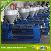 Hot Selling Automatic Sunflower Oil Mill Project