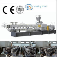 CE & ISO Haisi sealant twin screw extruder machine
