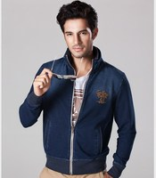 Bandung Wholesale Denim Men chiffon bolero jacket for wedding