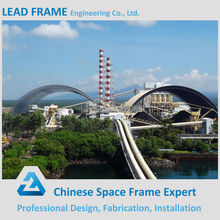 Prefab Steel Frame Building with Good Quality and Perfect Design