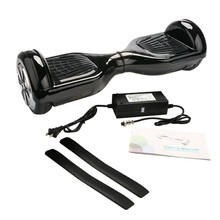Powered electric two wheels air board scooter and 60 to 90 minutes Charging Time two wheels air board scooter