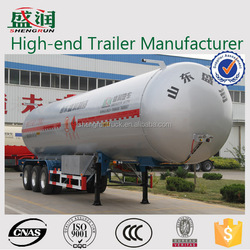 Trailer factory supply direct liquefied propane gas container