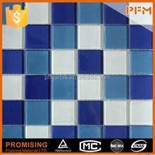 panoplied swimming pool mosaic art pattern