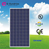 China portable poly 36v 290w solar panel module