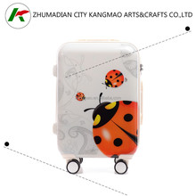 cheap promotional printing eco-friendly travel trolley case