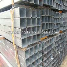 ISO9001gavanized steel tube& hollow tube