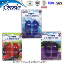 car air freshener with own logo/SGS MSDS