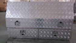 2015 Hot-selling Aluminium Tool Box With Drawers for Trucks