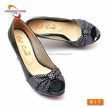 Factory Sale Custom Design open toe high heel fashion lady dress shoes with competitive offer