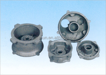 steel sand casting factory and casting foundry