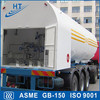 SS 2.2 Mpa Cryogenic Liquid Nitrogen Tanker