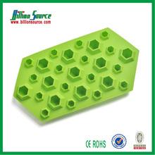 2015 diamond shape designs fancy ice cube trays
