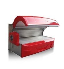 Commercial Use Tanning bed with blue light Skin Solarium Equipment