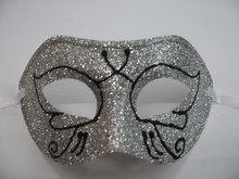 Venice children's painting mask masquerade party Christmas Halloween eye masks