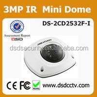 DS-2CD2532F-IS hi focus cctv ir camera ip66 hikvision ip dome camera