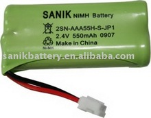 SANIK Ni-MH AAA 550MAH 3.6V RECHARGEABLE BATTERY