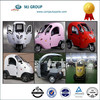 Closed 3-wheel motorcycle electric car for sale for passenger,beautiful electric tricycle car