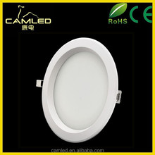 24W LED Downlight Manufacture Supply 8 inch Ultra Slim Aluminum Housing Ceiling Downlight
