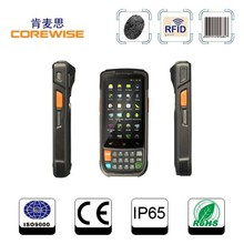 rugged Android system China smart phone with nfc reader,rfid reader,barcode scanner