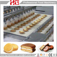 2014 Newest tunnel oven sandwich cake maker factory