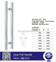 T shape stainless steel shower room pull handle high quality